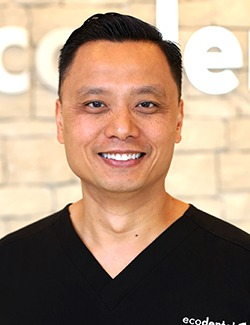 Pearland dentist Danny Nguyen, DDS Eco Dental
