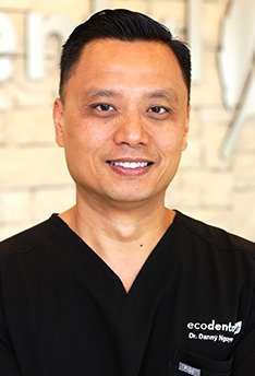Pearland dentist Danny Nguyen, DDS